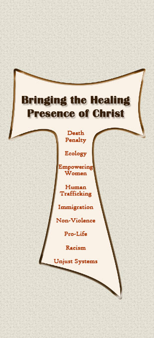 Bringing the Healing Presence of Christ